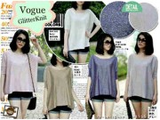 Vogue Gliter Knit